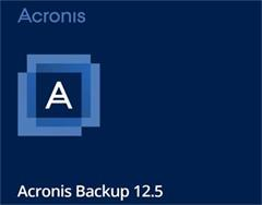 Software Acronis Backup 12.5 Standard Server Licence incl. AAS ESD