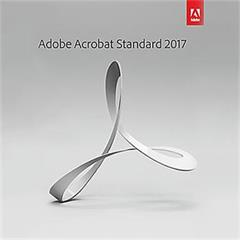 Software Adobe Systems Acrobat Std 2017 CZ WIN Full