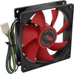Ventilátor Airen FAN RedWings80C 80x80x25mm