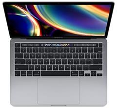 "Notebook Apple MacBook Pro 13"" i5 1,4GHz, 512GB, Vesmírně Šedý (2020)"