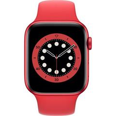 Hodinky Apple Watch Series 6, 40 mm, (PRODUCT) RED
