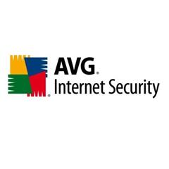 Software AVG Internet Security 1 lic., 1 rok, elektronicky