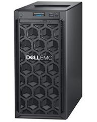 Server Dell PowerEdge T140 E-2134, 16GB, 2x 4TB NLSAS, H330, DVDRW, iDRAC 9 Basic, 1x 365W, 3YNBD