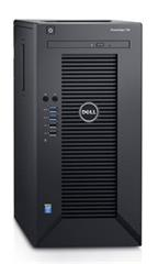 Server Dell PowerEdge T30 Xeon Quad Core E3-1225 v5, 16GB, 2x 240GB SSD + 2x 2TB, R1+R1, DVDRW, 3YNBD