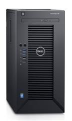Server Dell PowerEdge T30 Xeon Quad Core E3-1225 v5, 16GB, 2x 1TB SATA RAID 1, DVDRW, 3x GLAN, 3YNBD