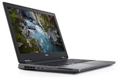 "Notebook Dell Precision 7530 15,6"" FHD, i7-8850H, 16GB, 512GB SSD, Quadro P1000 4GB, W10 Pro, 3YNBD"