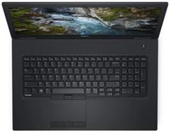 "Notebook Dell Precision 7730 17,3"" FHD, i7-8750H, 16GB, 512GB SSD, Quadro P3200 6GB, W10 Pro, 3YNBD"