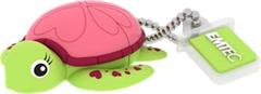 Flashdisk EMTEC M335 Lady Turtle 16GB USB 2.0