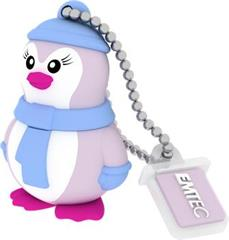 Flashdisk EMTEC M336 Miss Penguin 16GB USB 2.0