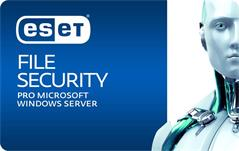 Software Eset File Security 1 instal. na 3 roky