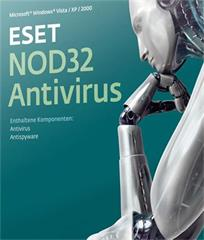 Software Eset Update NOD32 Antivirus Update pro MS Win-4 instal.+1rok UPD