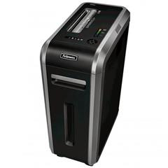 Skartovač Fellowes Powershred 125 Ci, P-4, Cross cut 4×38mm, 20 listů, 53l,CD+DVD, Credit Card, Sponky, NBÚ