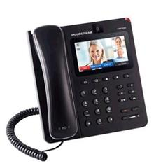 Telefon Grandstream GXV-3240 VoIP video, Android, 6x SIP účtů, 2x RJ45, USB, WIFI, Bluetooth, PoE