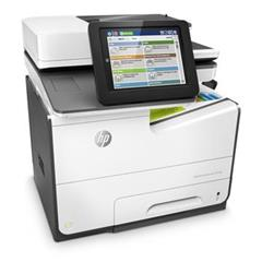 Tiskárna HP PageWide Enterprise Color MFP 586dn A4, USB/LAN, print/copy/scan (duplex), bílá