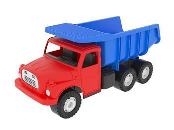 Auto Dino Tatra modročervená 73,5 cm