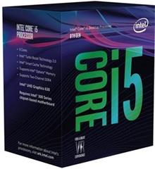 Procesor Intel Core i5-8400 BOX (2.8GHz, 9MB, LGA1151)