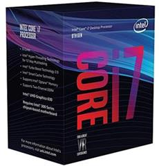 Procesor Intel Core i7-8700 BOX (3.2GHz, 12M, LGA1151)