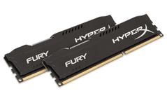 Paměť Kingston DDR3 16GB 1600MHz HyperX Fury Black,2x8GB