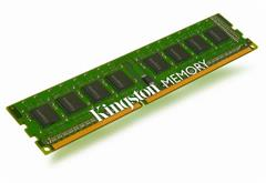 Paměť Kingston DDR3 4GB 1333MHz Kingston CL9 SR x8 STD Height30mm