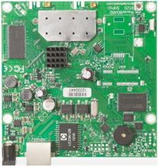 RouterBoard Mikrotik RB911G-2HPnD, 802.11b/g/n, RouterOS L3, 2xMMCX