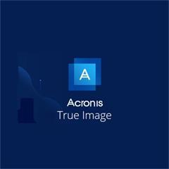 Software Acronis True Image 2020 - 5 Computers - BOX