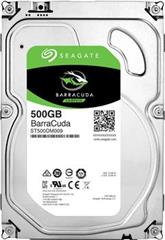 "Disk Seagate BarraCuda 500GB, 3,5"", 32MB SATAIII 7200rpm"