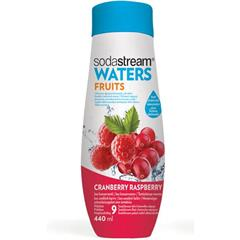 Sirup Sodastream FRUITS Brusinka-Malina 440ml