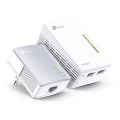 Powerline ethernet TP-Link TL-WPA4220 KIT 500Mbps, WiFi, set TL-WPA4220 a TL-PA4010