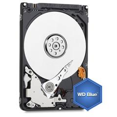 "Disk Western Digital Blue 2,5"" 500GB SATAIII 5.4k 16MB"