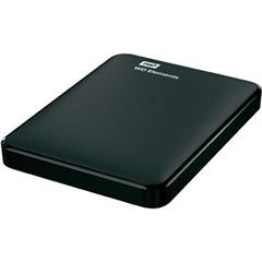 "Disk Western Digital Elements Portable 500GB, USB 3.0, 2.5"" externí, Black"