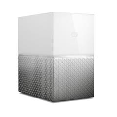 "NAS Western Digital My Cloud Home Duo 3.5"" 4TB LAN"