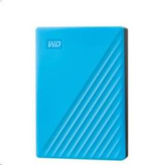 "Disk Western Digital My Passport portable, 4TB, Ext., 2.5"", USB3.0 modrý"